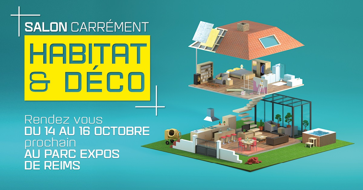SALON DE L'HABITAT - REIMS news